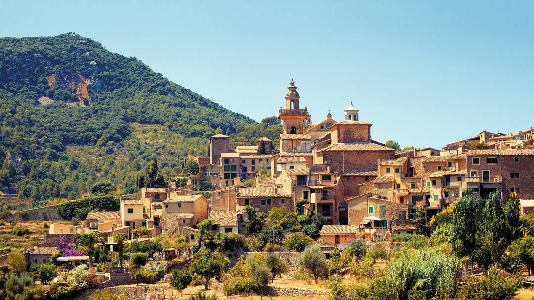 Valldemossa – one of the island's most eye-catching sights