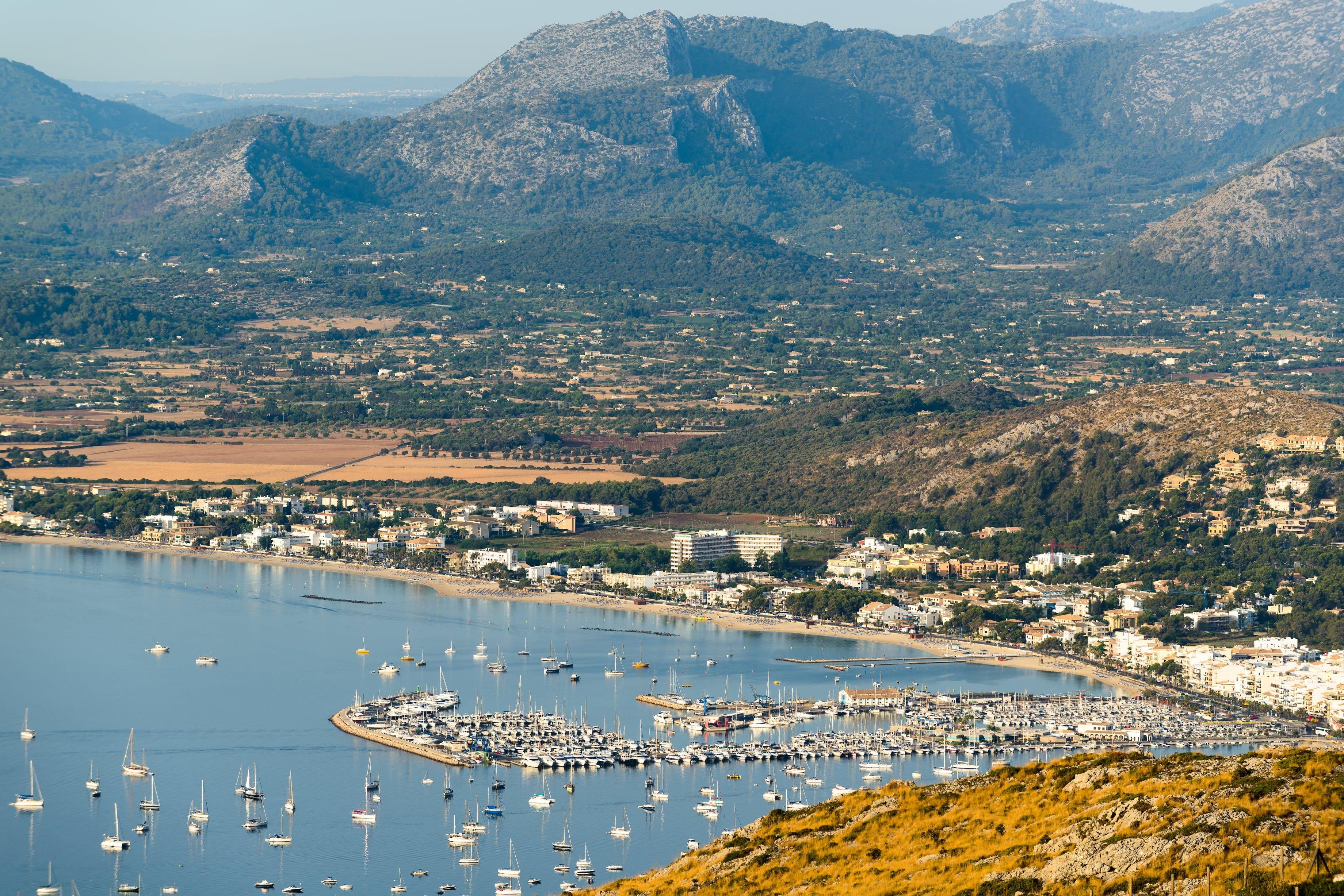 Another perfect destination – Port de Pollensa