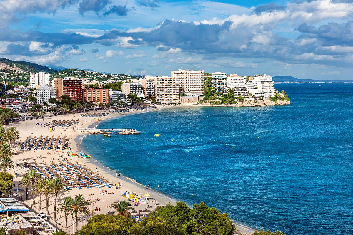 You won't find any better in Mallorca than Magaluf
