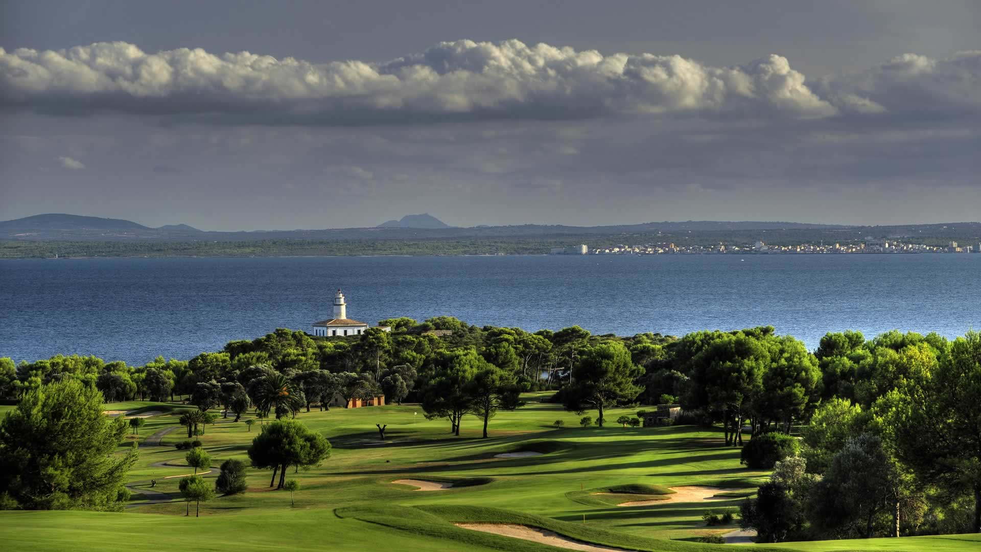A prime location for some of Europe's finest golf resorts