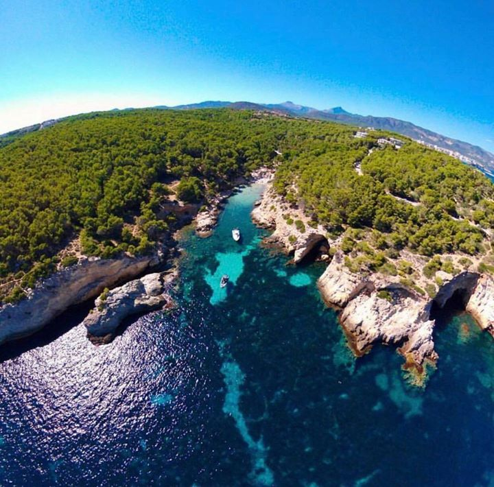Have you ever thought about camping in Mallorca?