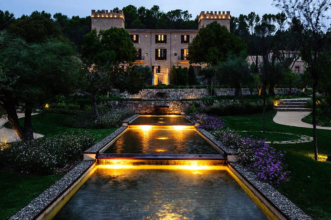 The best Michelin-starred restaurant in Mallorca