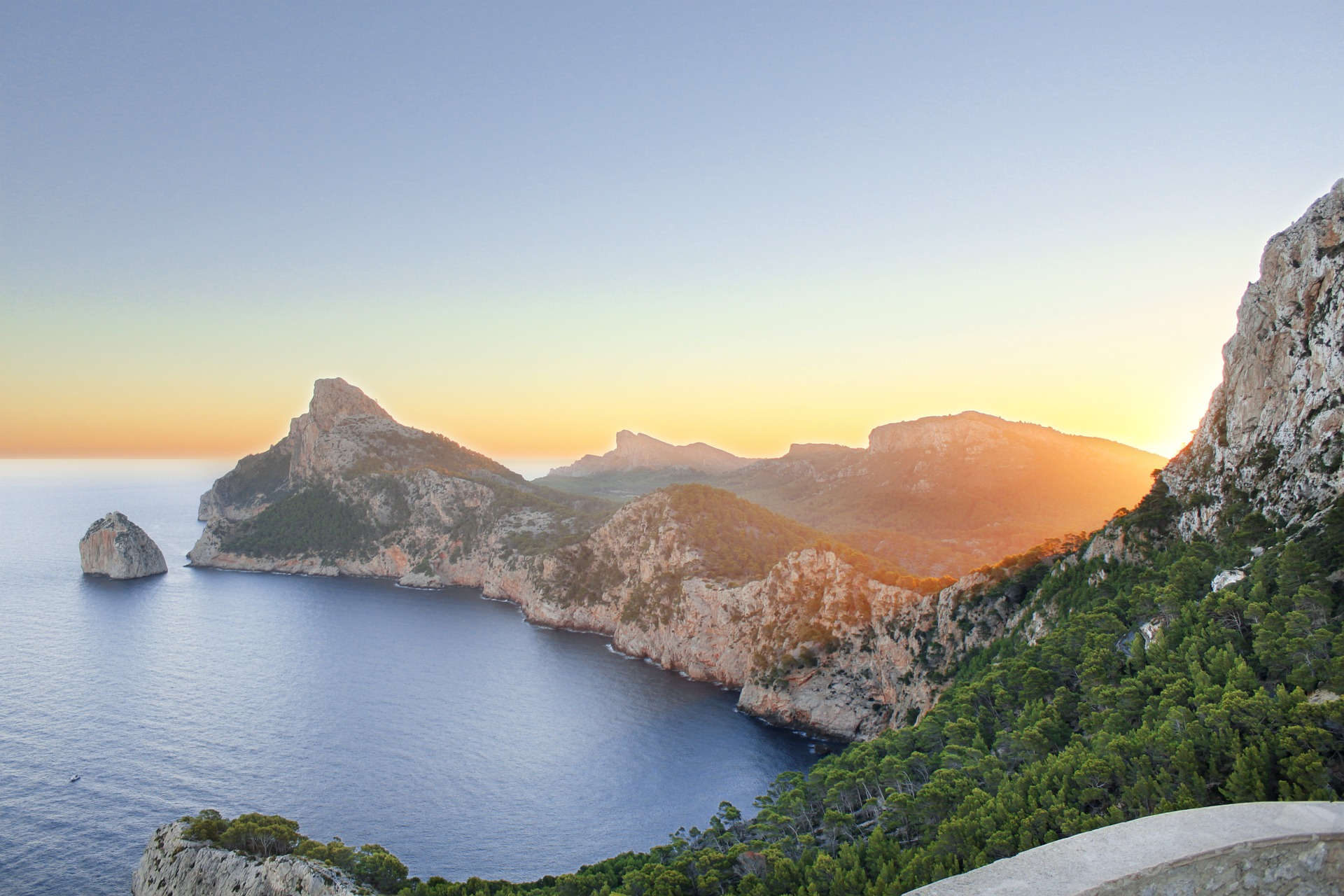 Three locations in the Balearic Islands that will leave you speechless