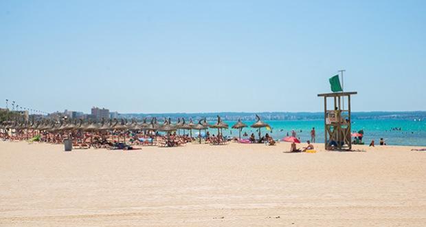 Beaches all over Majorca!