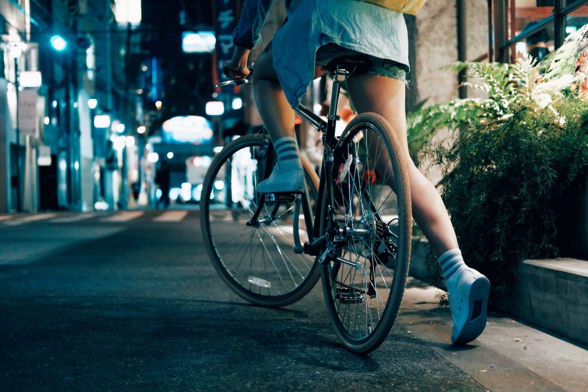 Biking @ Palma