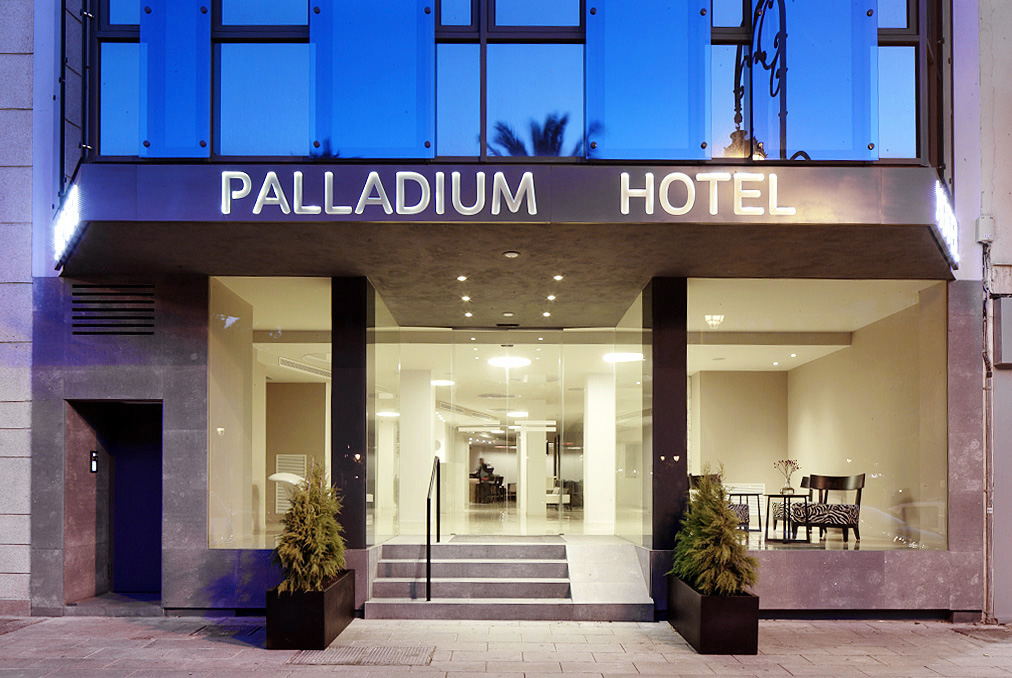 Hotel Palladium – top notch choice, for exquisite requirements