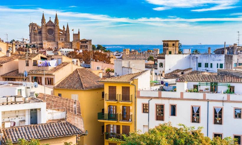 Island of Mallorca