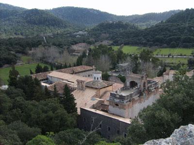 Monastery much? 😎